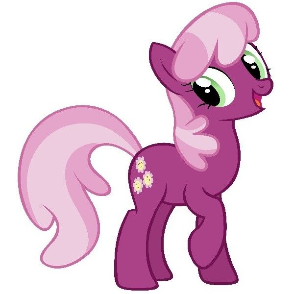 cheerilee liked on polyvore featuring my little pony mlp ponies