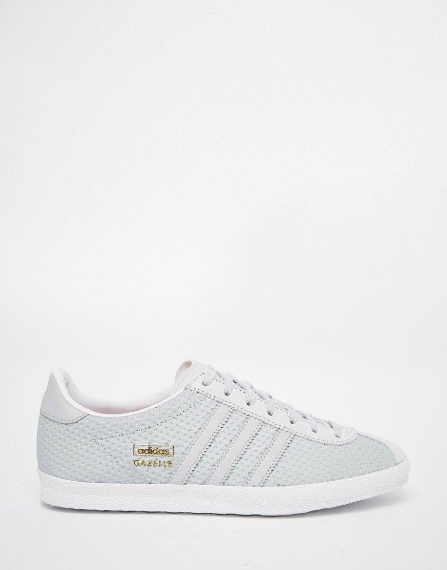 Adidas Chaussures De Sport - Gris Gazelle Hk7oym0sAC