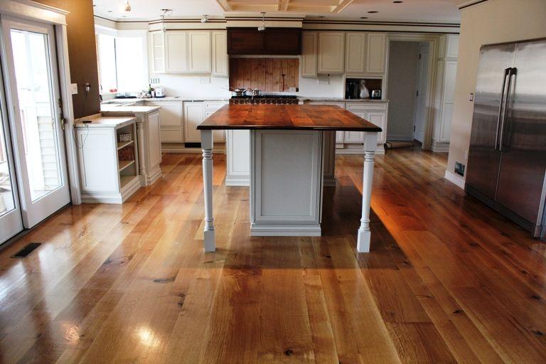 White Oak Wood Floors Over Radiant Heat Hardwood Floor Ideas
