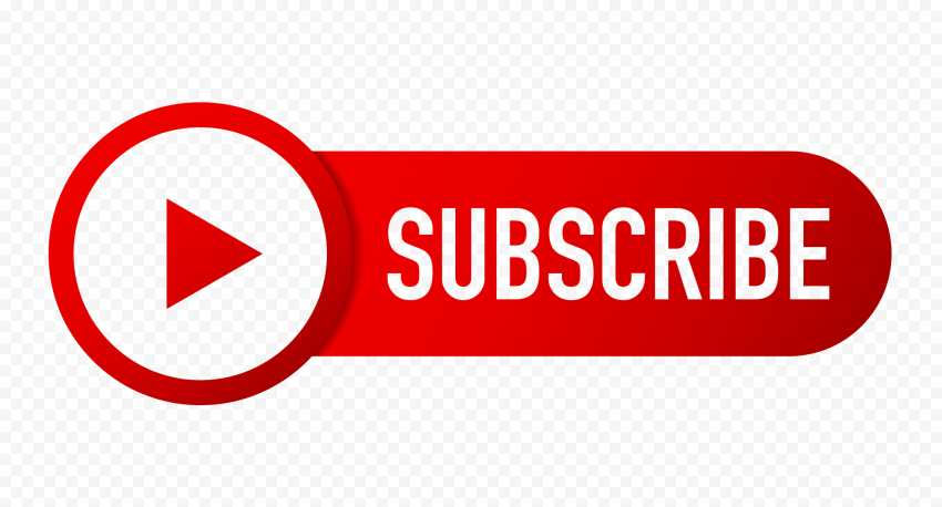 Hd Outline Youtube Subscribe Red Button Logo Png In 2021 Outline Logos Red Button