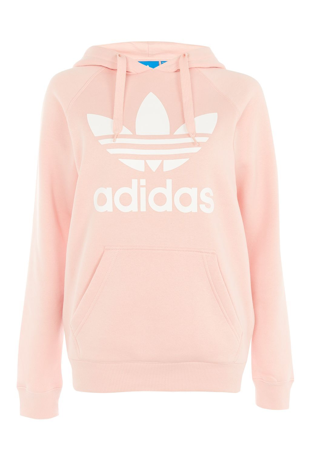 pull adidas a capuche femme rose