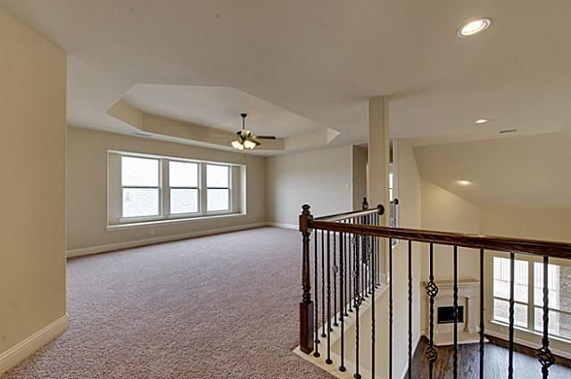Just What I Want An Upstairs Only For A Game Room Area Open To Two Story Living Room Below Game Room Kids Kids Living Rooms Game Room