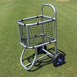 Steel Baseball Caddy Cart Softball Baseball Caddy