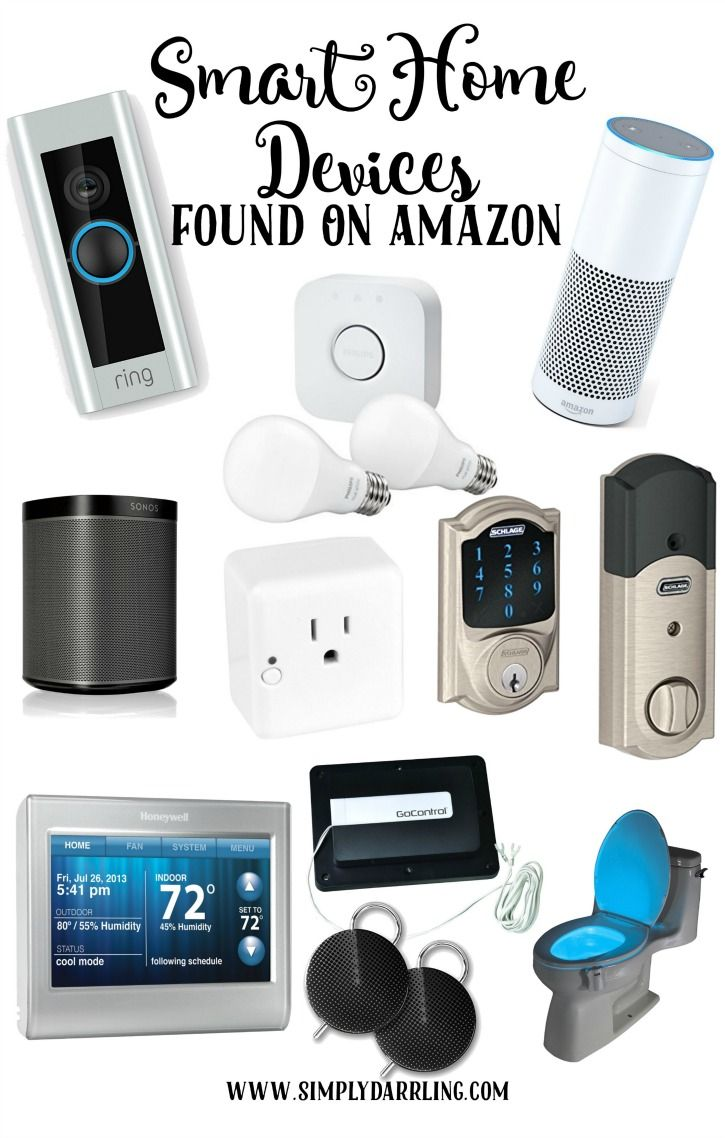 Awesome Smart Home Devices Found On Amazon Best smart