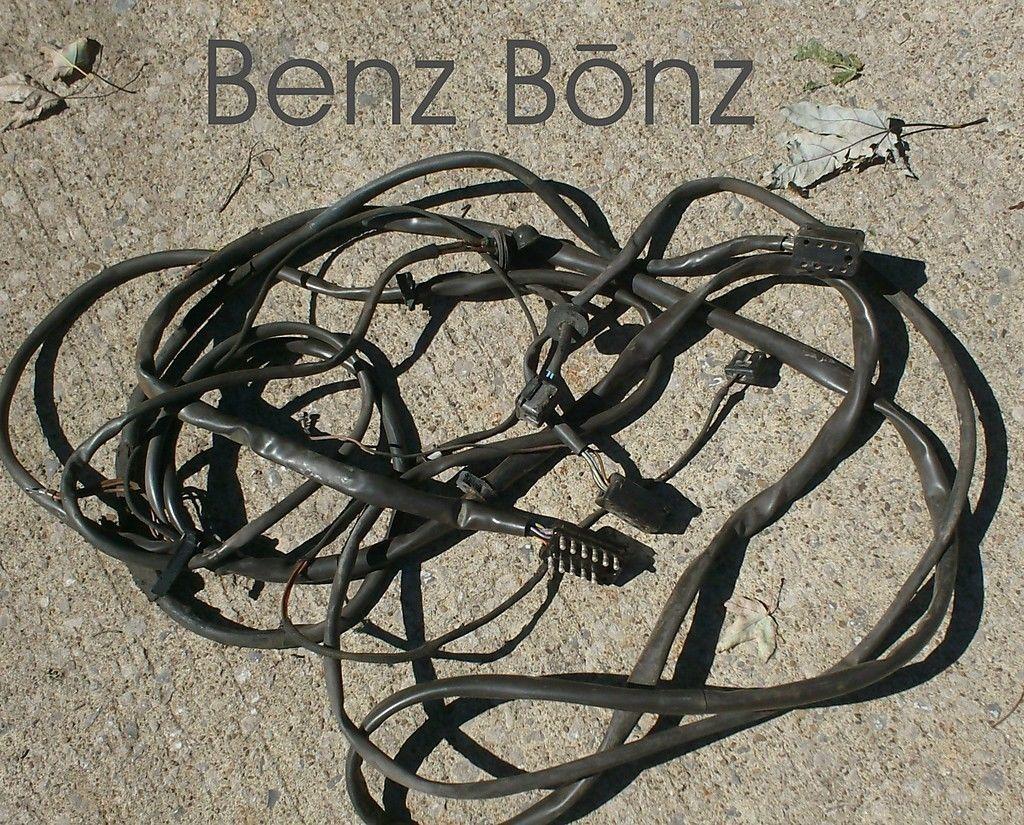 wire harness tail light fuel pump 1075400107 [ 1024 x 825 Pixel ]