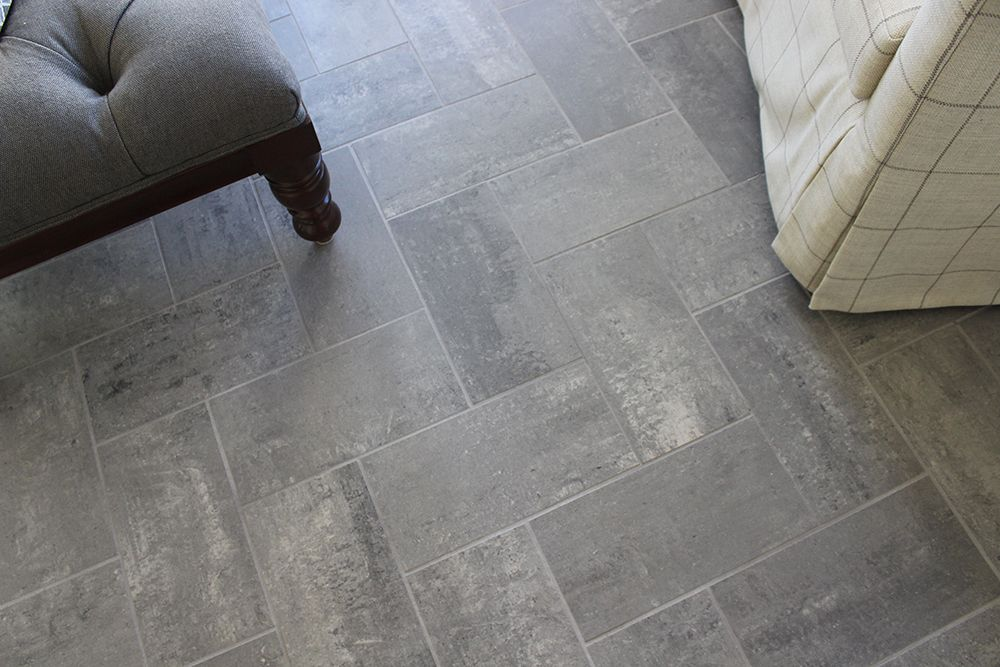 Herringbone Tile Floors