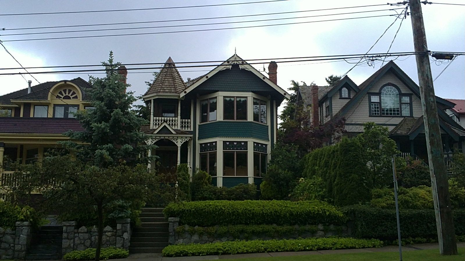 classic new westminster houses - Google Search