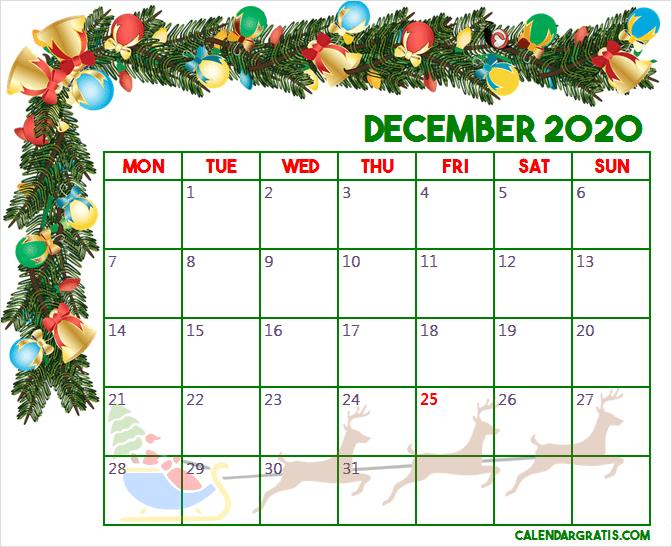 Pin On 2020 Calendar Printable