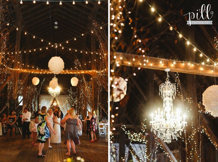 i love the idea of an outdoor shindig wedding friedman farms dallas pa