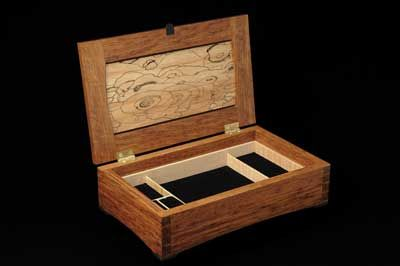 Jewellery Box Trio The Woodworkers Institute Woodworking
