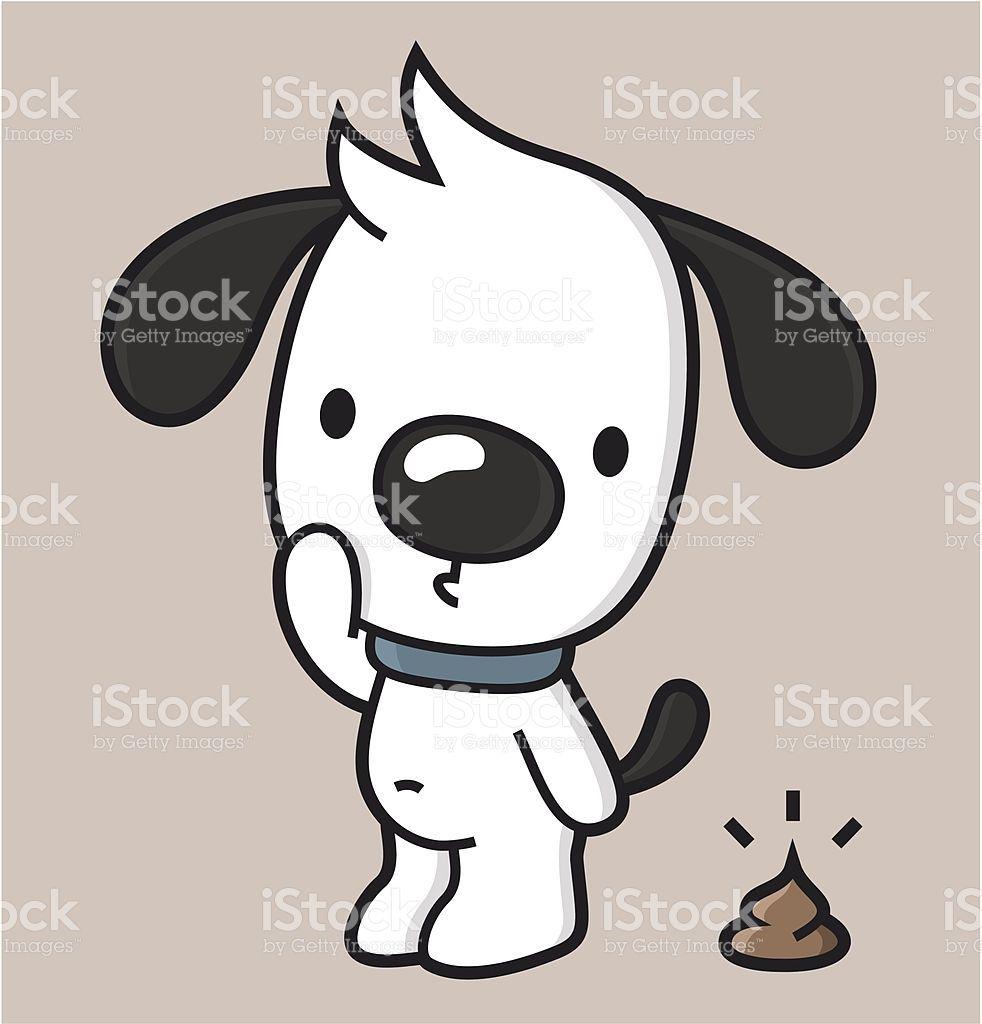 Cartoon dog stock photos images amp pictures shutterstock - Cartoon Dog Waste Stock Vector Art 165787049 Istock