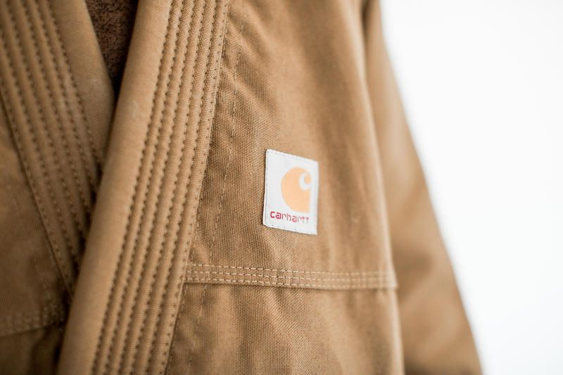 release info on on feet images of order online Carhartt WIP and Hyperfly Team up For Collaborative Jiu ...