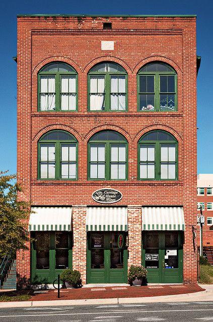 Cantrell Wagon Building 1900 196 West Main Street Spartanburg