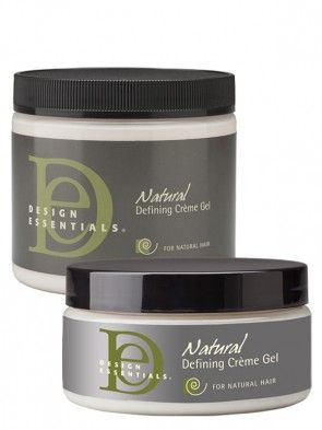 Design Essentials Natural Defining Creme Gel Healthy Hair