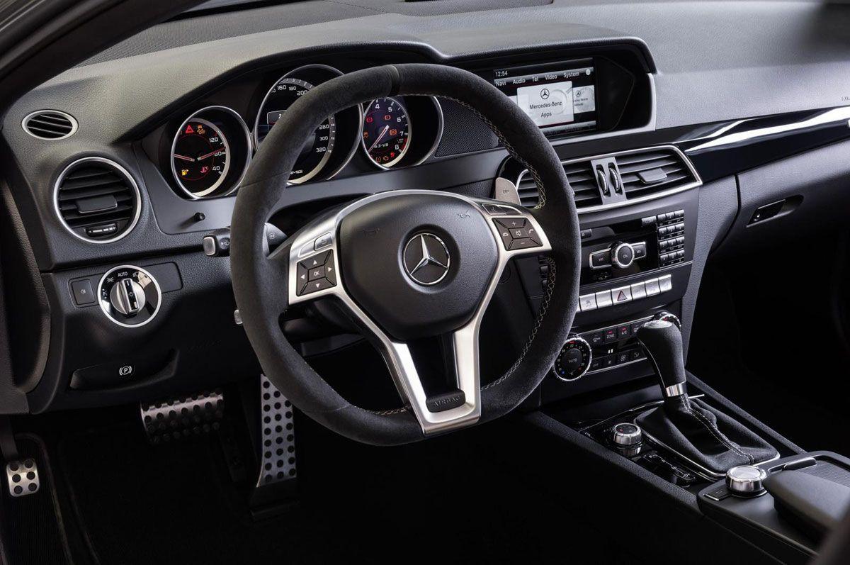 Mercedes Benz C63 Amg Inside Mercedes C63 Amg Mercedes Benz