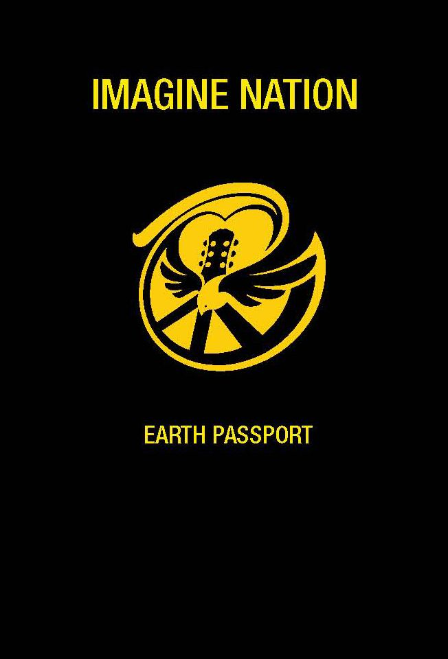 The Offical Earth Passport A Beautiful Concept Take Me Far Far