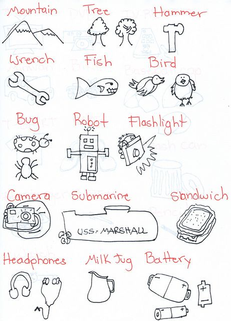 140606Visual vocabulary exercises 2 Vocabulary exercises - tattoo artist resume
