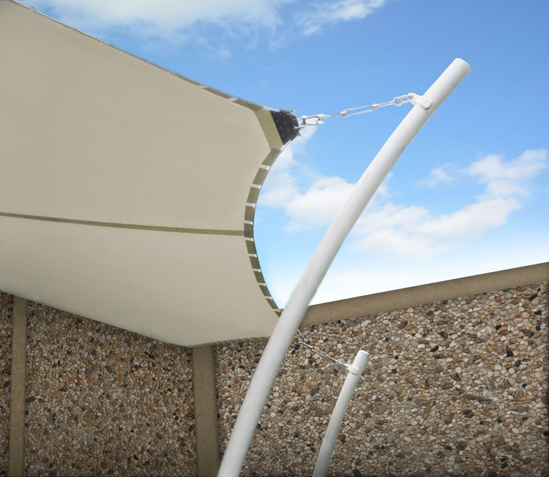 Techo de lona toldos pinterest - Lonas para techos ...