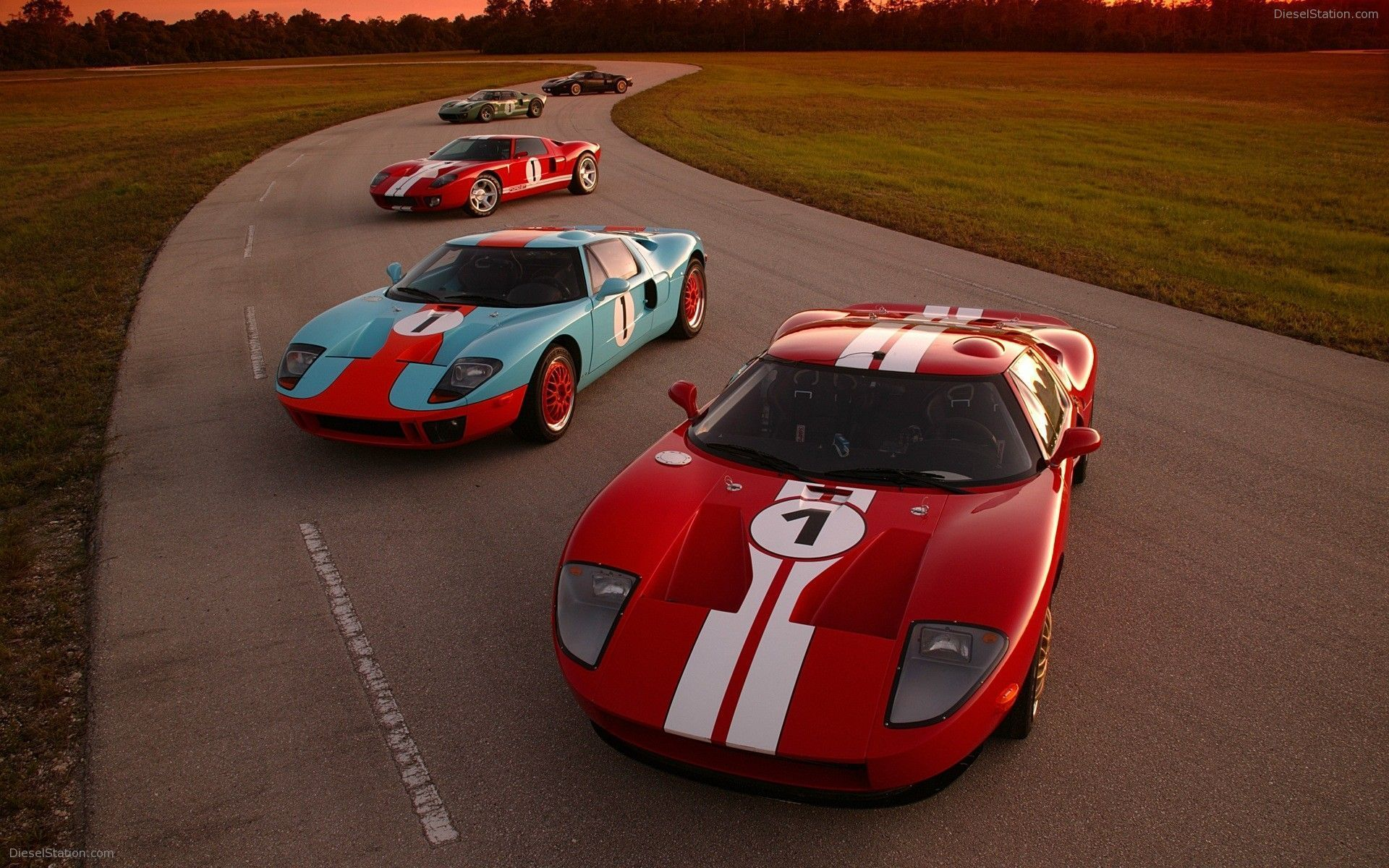 Wallpapers For > Ford Gt40 Wallpapers High Resolution