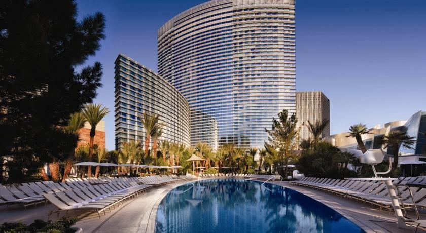 Aria Resort Casino At Citycenter Las Vegas Pesiar