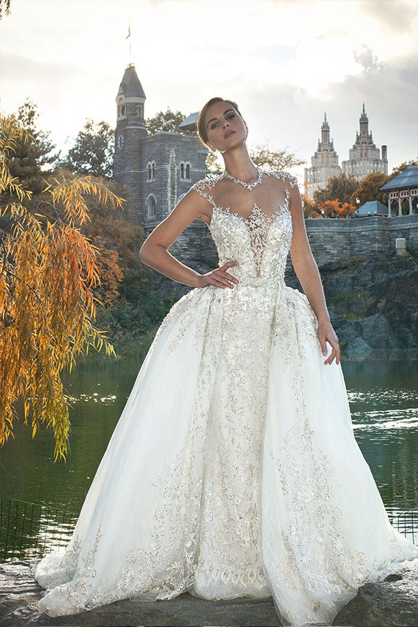 Ysa makino mon amie bridal salon dresses pinterest for Ysa makino wedding dress
