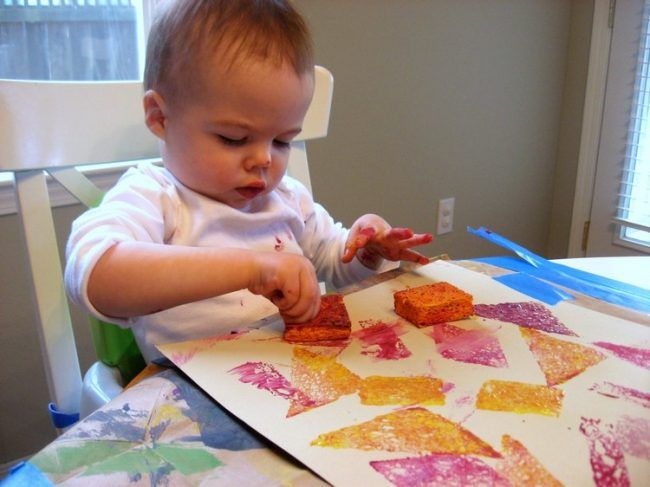 Safe Body Paint For Babies