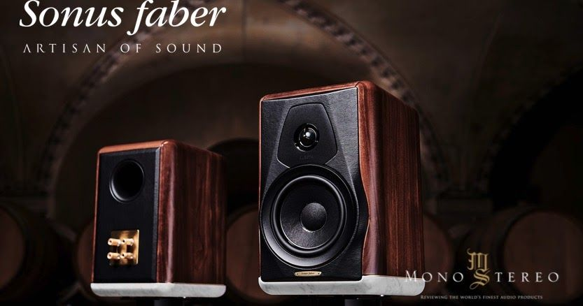 Sonus faber Electa Amator III review is coming   Mono and