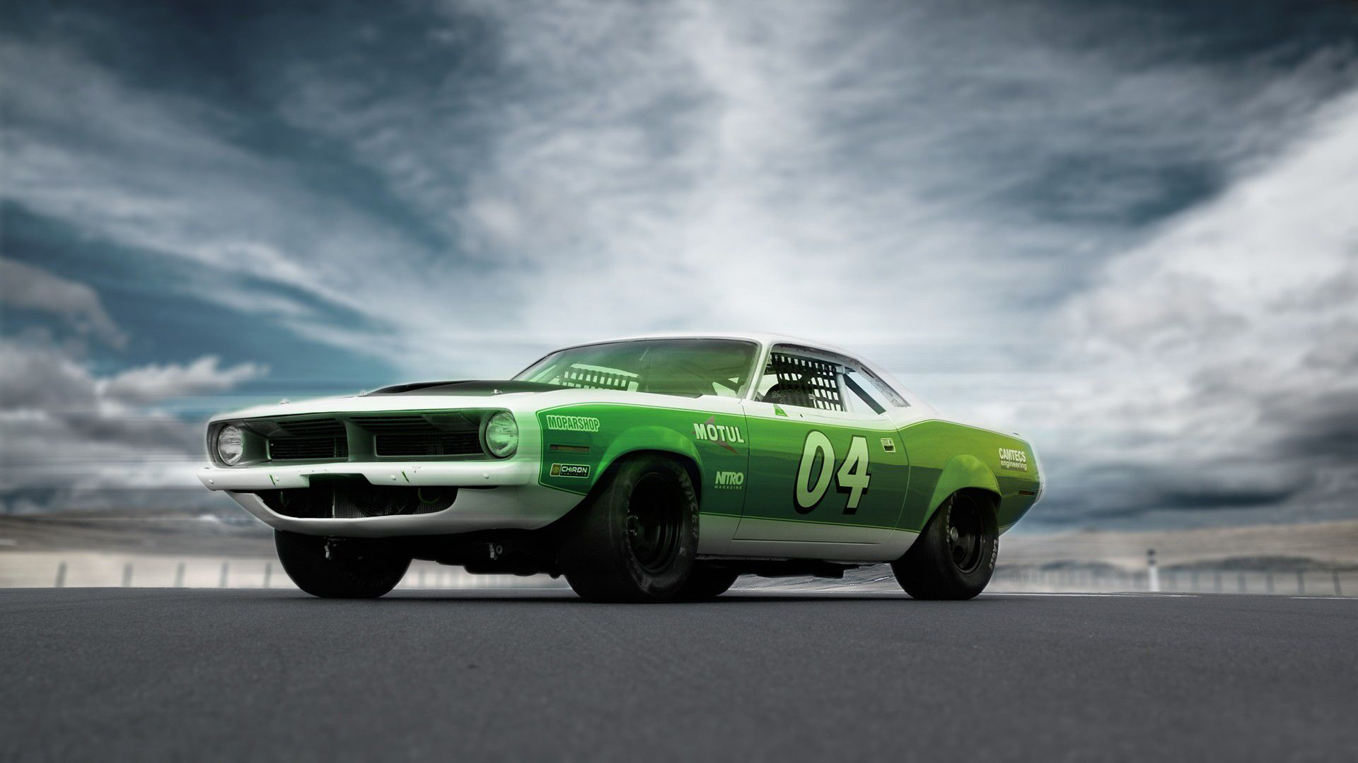 Muscle Car Wallpapers And Backgrounds