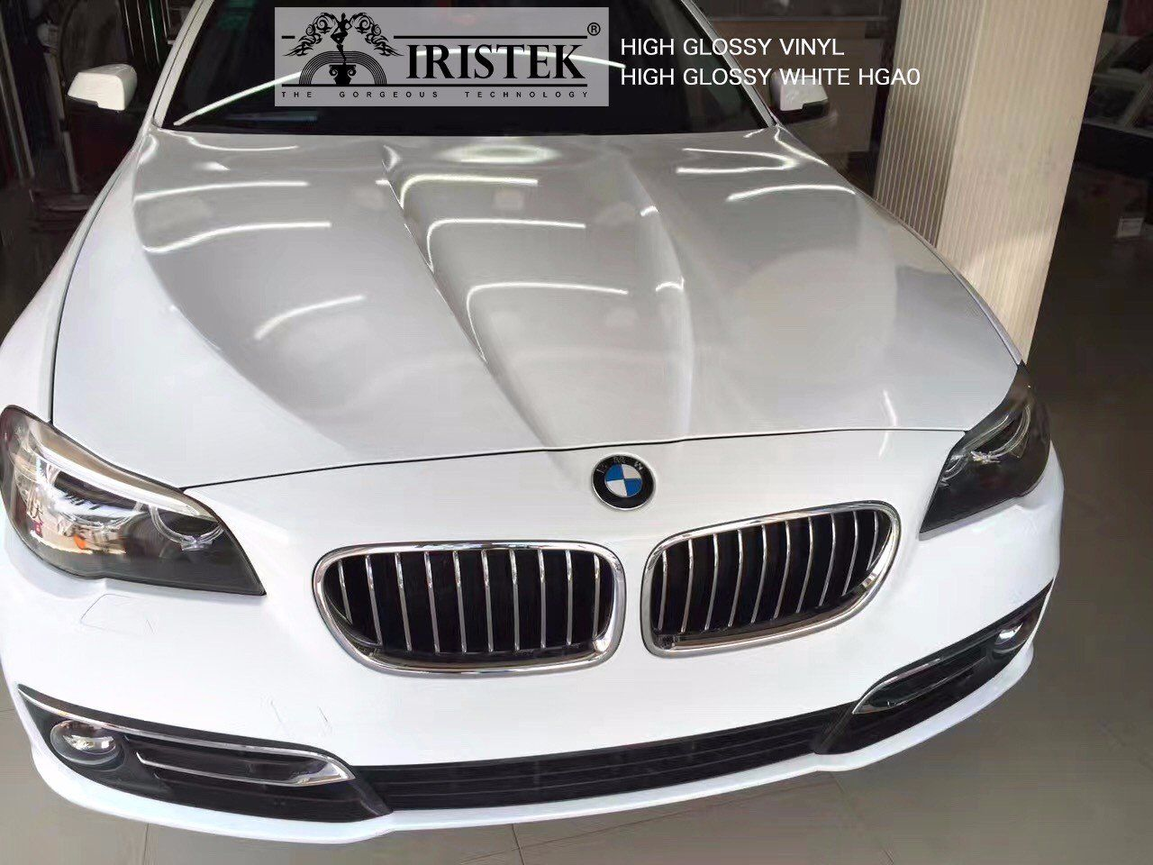 High Glossy Vinyl Hga0 Color High Glossy White Your Old Car Already Have Been Used For Many Years You Want To Renew It Iristek Vinyl Wrap Car Car Wrap Vinyl