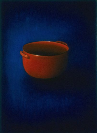 Gale Antokal  #117   1994 (for Everyday Sacred)  pastel on paper	30 x 23