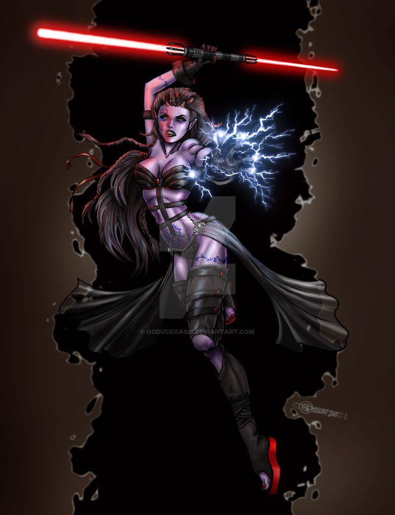 - Sith - by odduckoasis