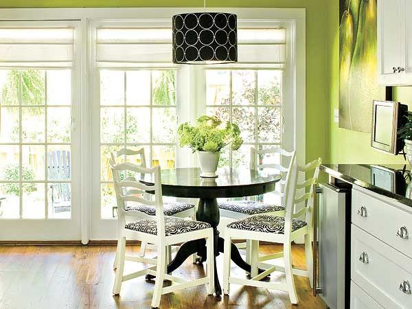 A Breakfast Nook Is Great Place To Add Pattern And Personality Your Kitchen