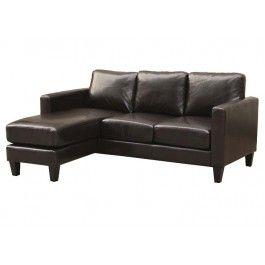 Jysk Ca Arthur Chaise Sofa Brown Or Red Sofa Sofa Corner