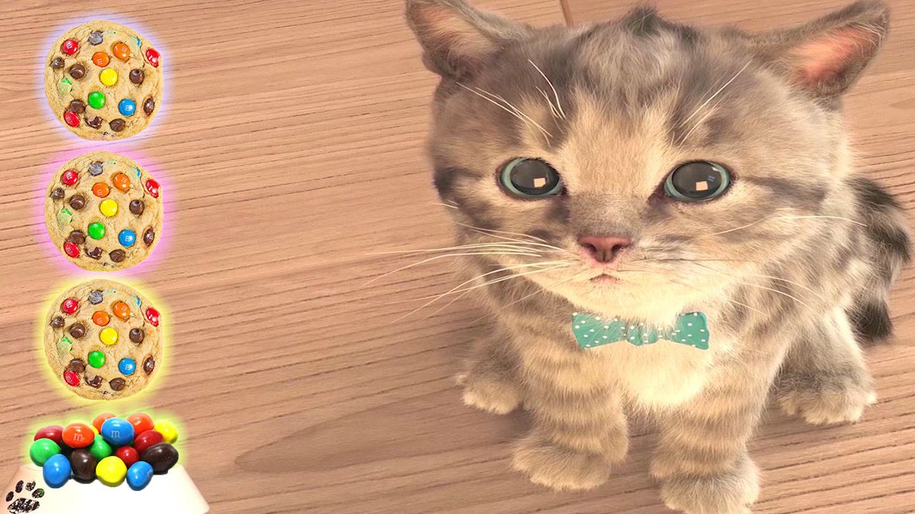 Lindo Gatito Solo En Casa Cute Kitten My Favorite Cat Dibujos Animados Infantiles Juegos Fun Games For Kids Games For Kids Best Games