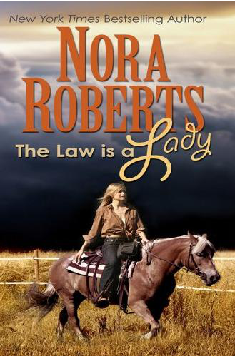 Nora Roberts - The Law is a Lady | Winter reading in 2019