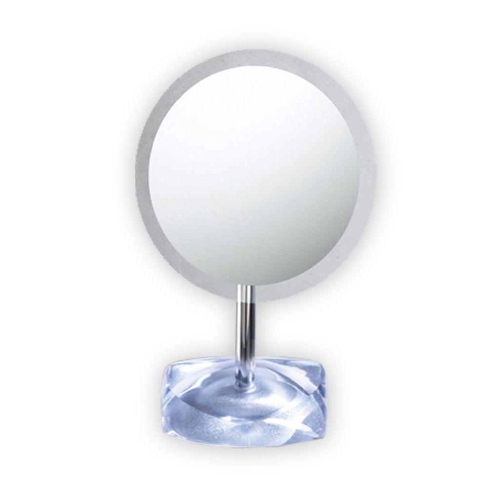 Espejo de aumento gedy twist plata imaginedec tienda - Decoracion de espejos ...