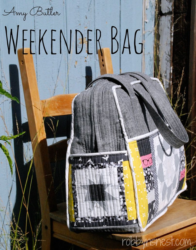 Amy Butler Weekender Bag | Totes and Bags | Pinterest | Taschen ...