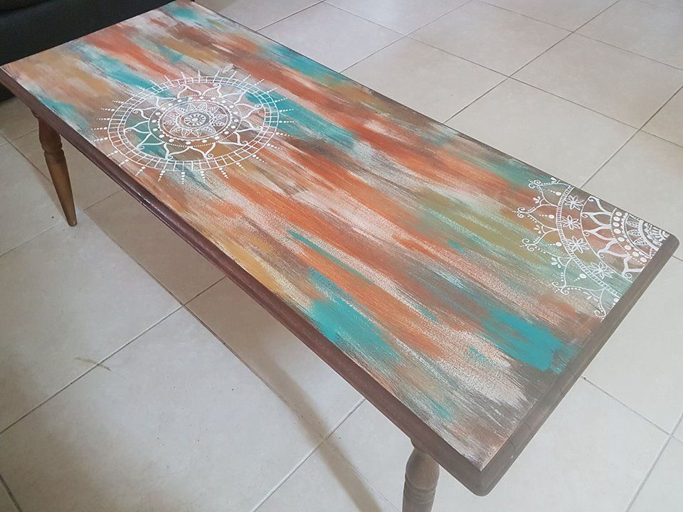 UPcycled wooden coffee table Upcycle diy projects