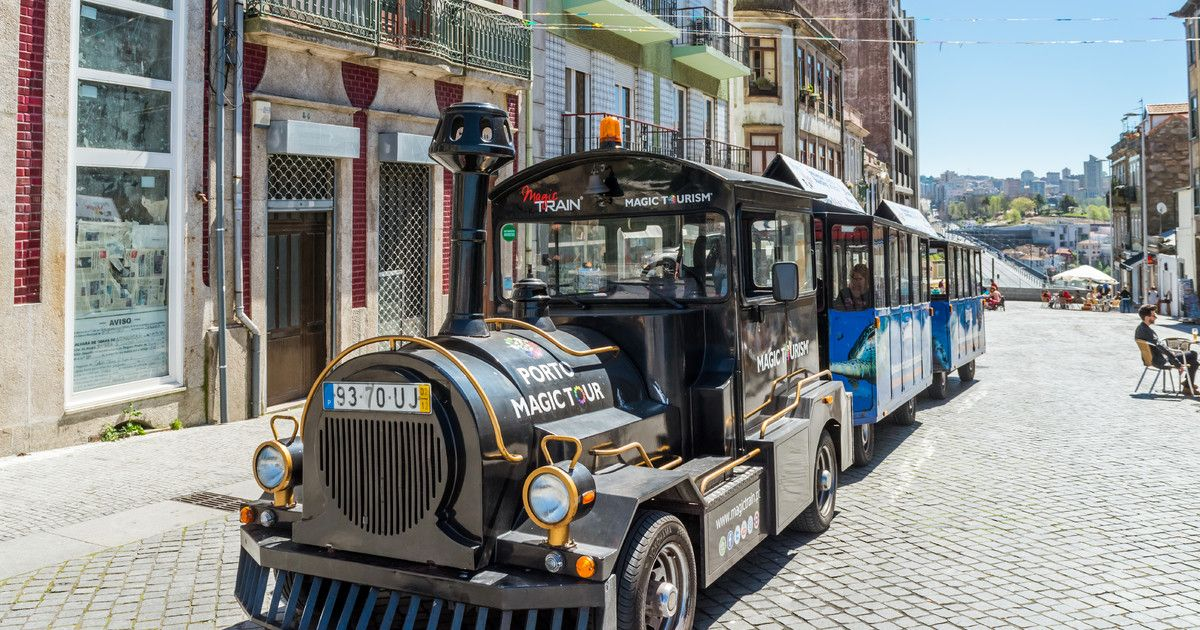Climb aboard the fun Magic Train for a 2-hour Port wine tasting tour of Porto. Visit one of the oldest wine cellars in Portugal, stop for 2 Port wine tastings, and marvel at the Romanesque monuments of the historic center, including Sé Catedral.
