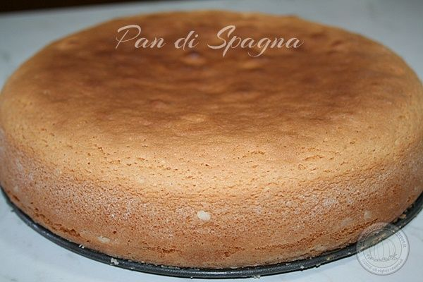 La zucca capricciosa: Pan di Spagna