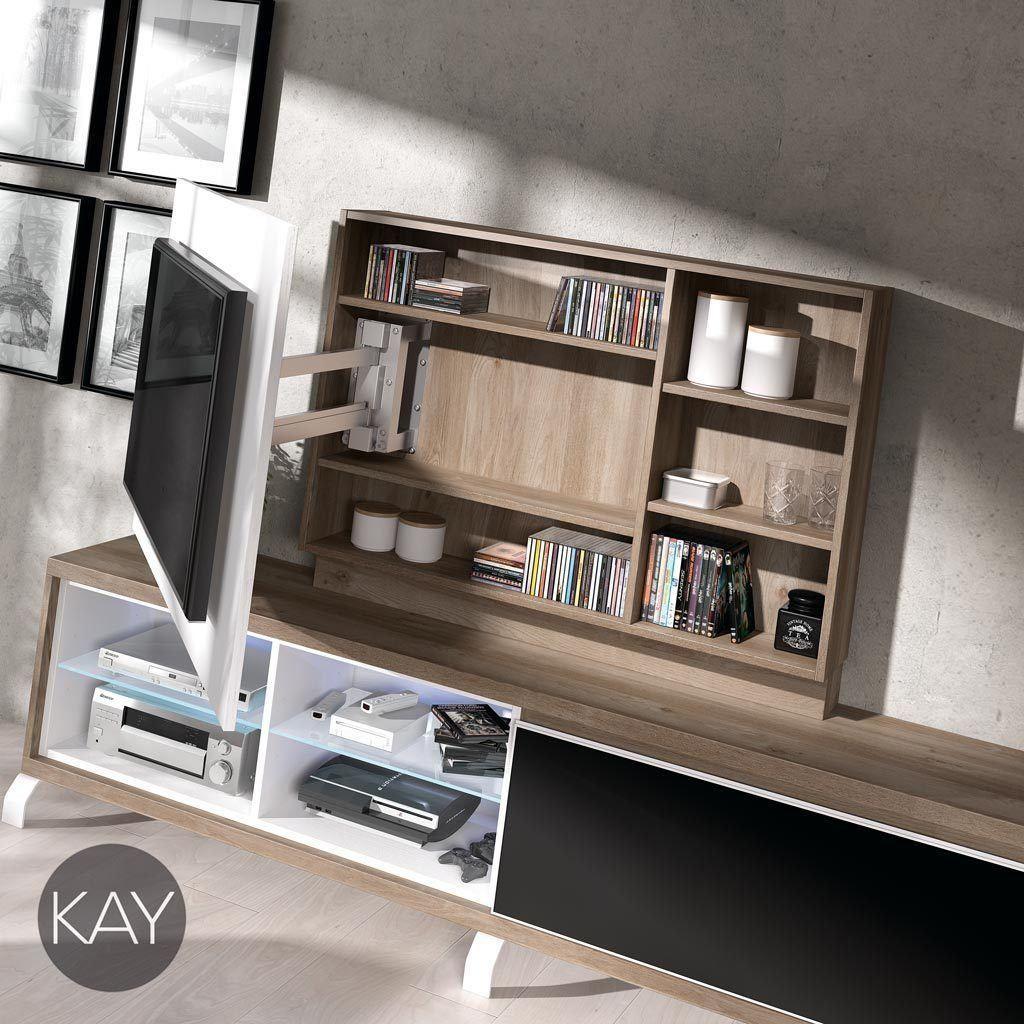 Muebles para espacios peque os del cat logo kay for Catalogo de salones