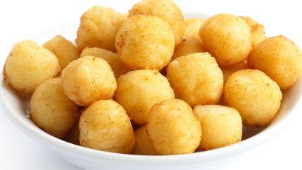 طريقة عمل كرات البطاطس المقلية Recipe Special Occasion Food Food Breakfast Snacks