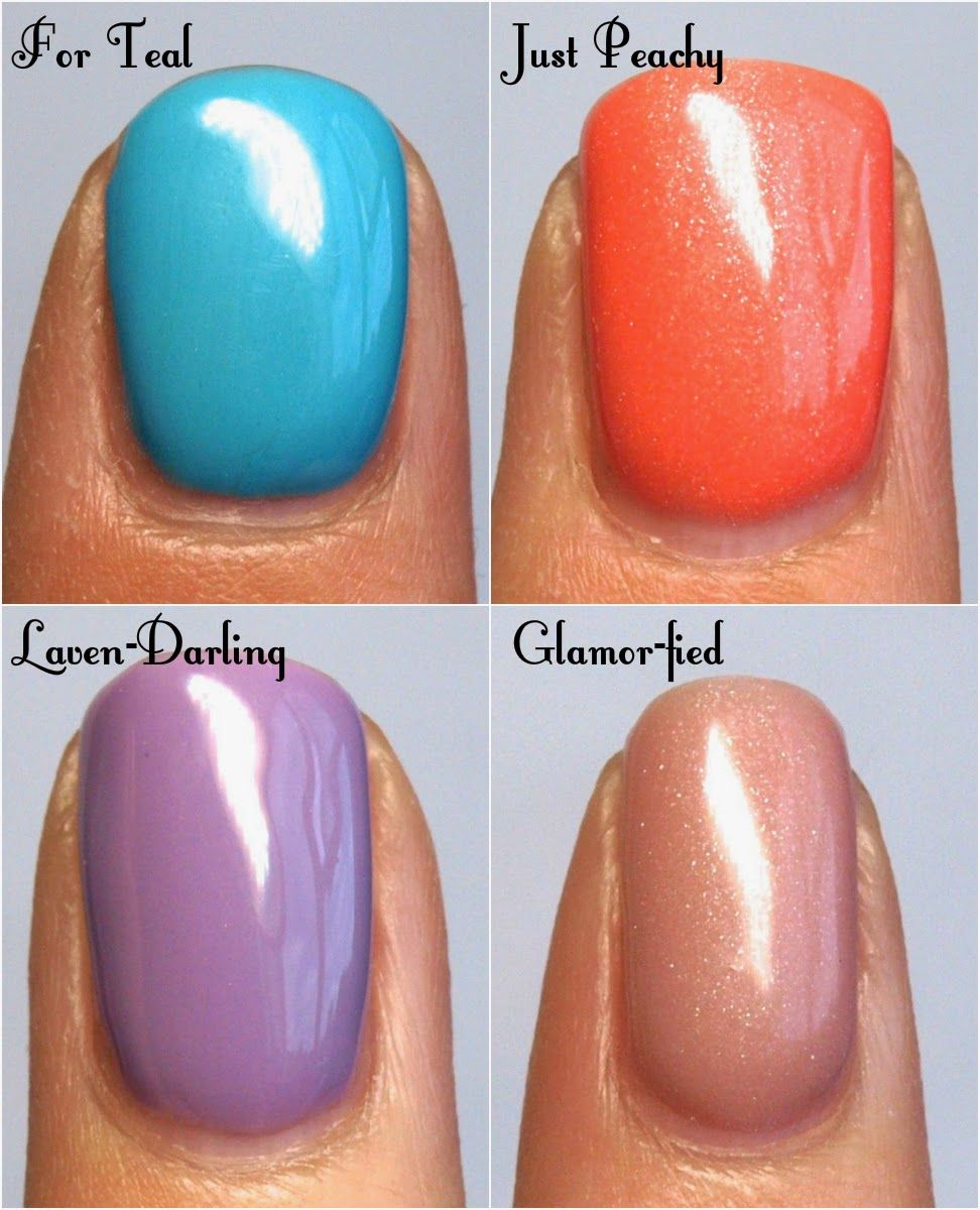 Sally Hansen Salon Gel Polish Collection For Mother S Day Review And Swatches