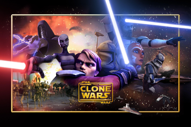 Cg Animated Clone Wars Animated2 Jpg 3000 2000 Clone Wars Star Wars Clone Wars Star Wars Wallpaper