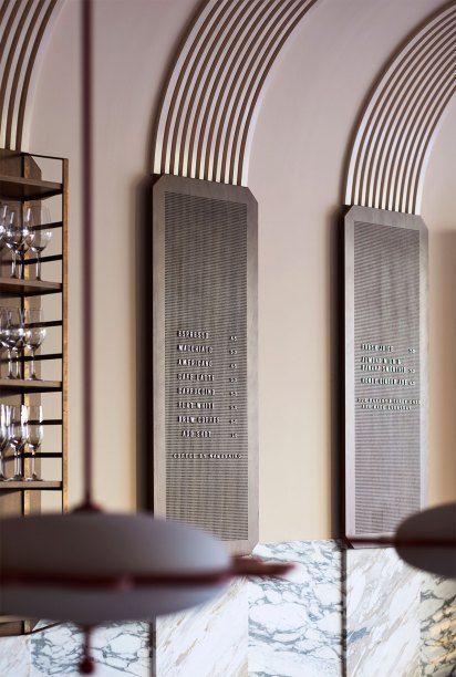 Caravan 2 0 Restaurant In Seoul By Flack Studio Restaurant Design Flack Studio Cafe Design