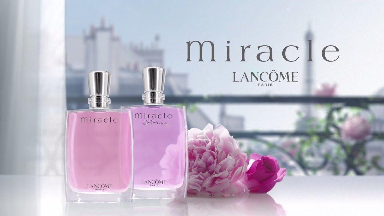 34065c1178db71 Lancome Miracle Blossom | Női Parfüm Videók ekkor: 2019 | Parfüm