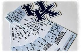 Image result for UK basketball tickets