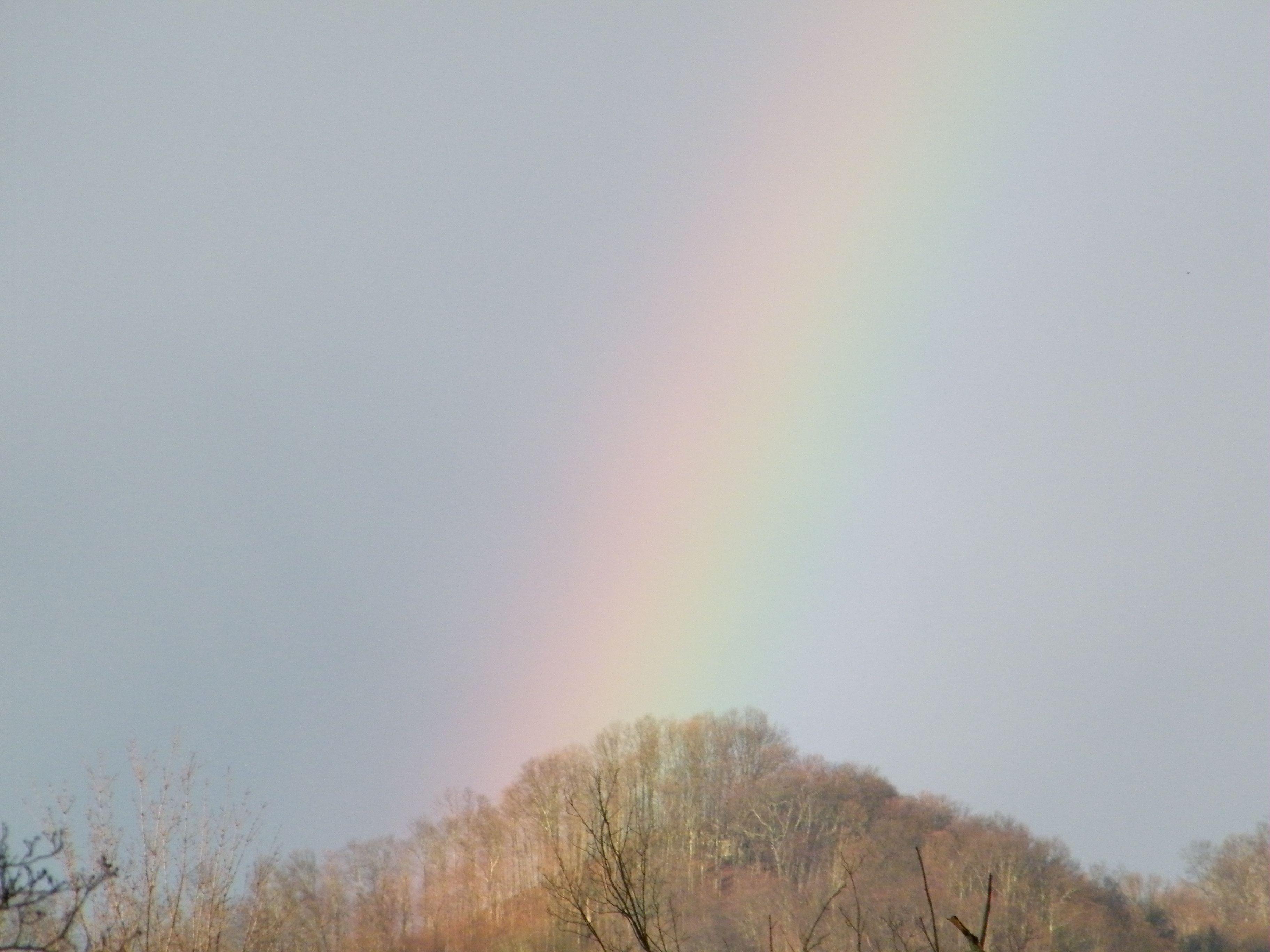 Rainbow over Harlan KY Rainbow over Harlan