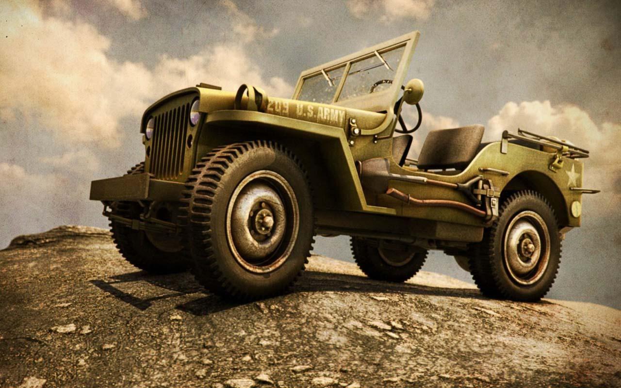 Jeep JJ Wallpaper