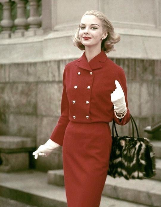 #vintagefashion1950s